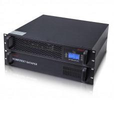 UPS EH 5112 MUST 19 rack on-line 2000VA EH5112 2000VA (LCD)