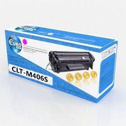 Картридж Samsung CLP-360M (CLT-M406) Magenta для CLP-360 365 368 CLX-3300 3305 (1K) Euro Print