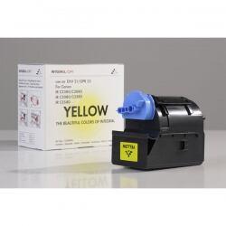 Тонер-картридж Canon C-EXV21Y for IR C2380 2880 3080 3580 3880 YELLOW (14K) (11500096) 260 гр INTEGRAL